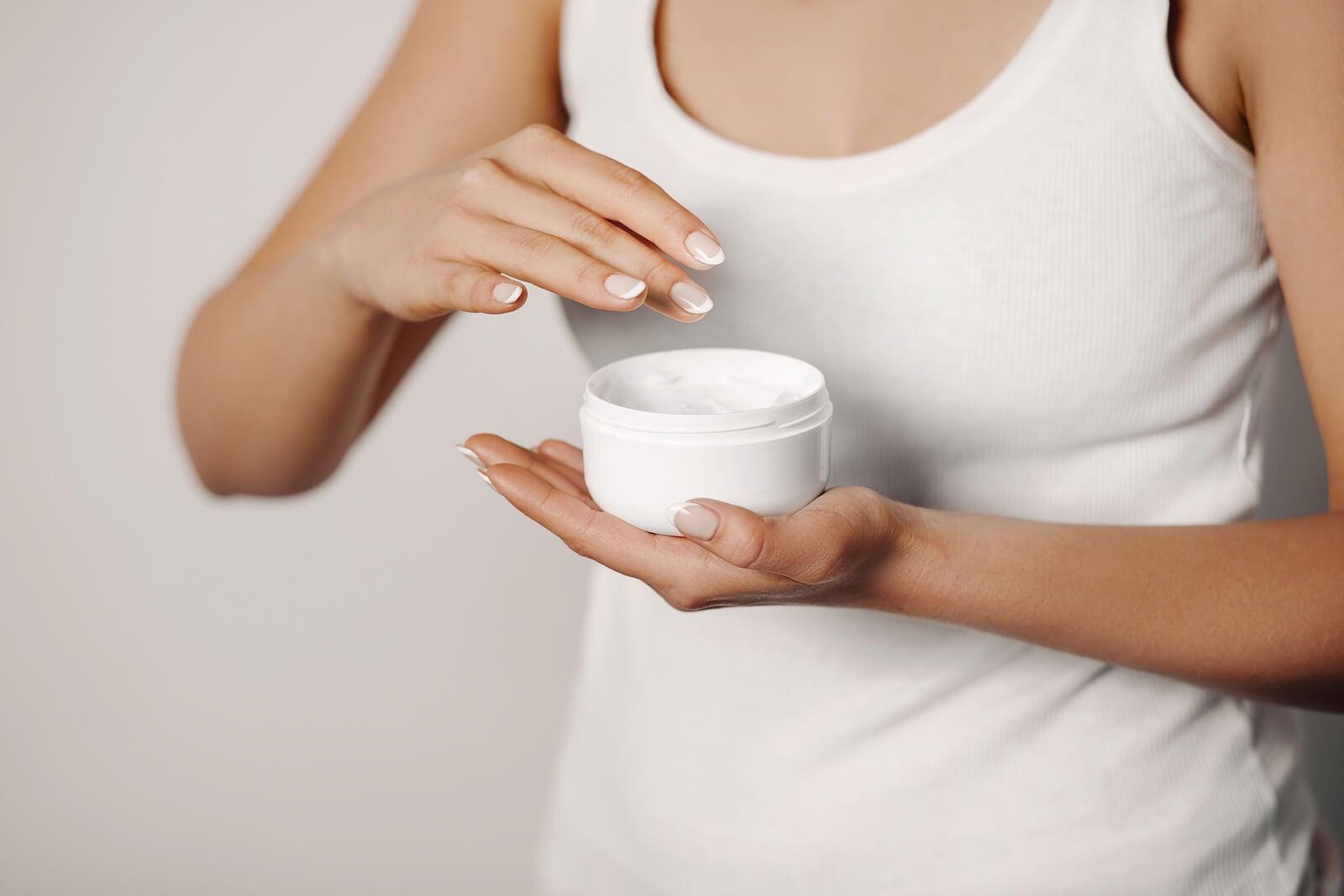 Crema para aliviar la queratosis pilar