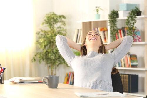 3 ejercicios para eliminar nervios y tensiones