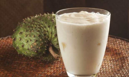 Drinking soursop juice is best when chilled