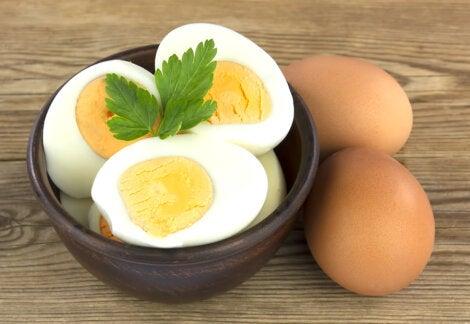 Propiedades nutricionales del huevo