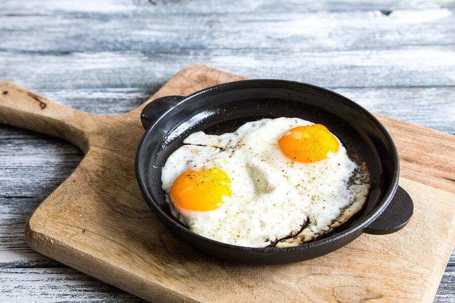¿Cuántos huevos podemos comer durante una semana?