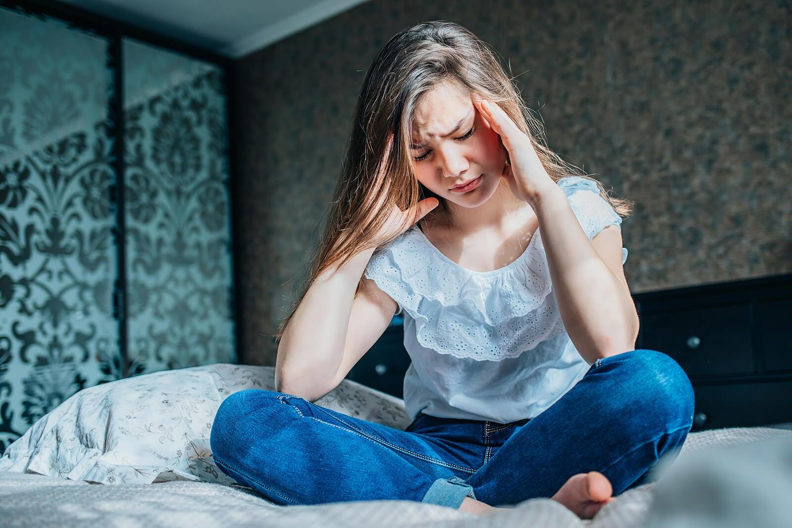 Existen distintos tipos de dolores de cabeza.