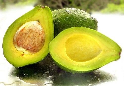 Avocado gut fur haare