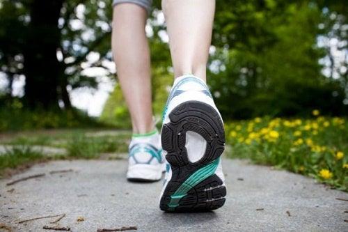 Consejos para perder peso andando