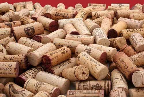 Ideas para reutilizar corchos de botella