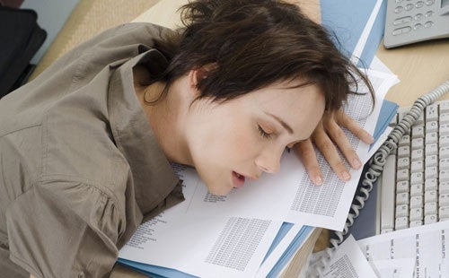 5 problemas que se derivan de dormir mal