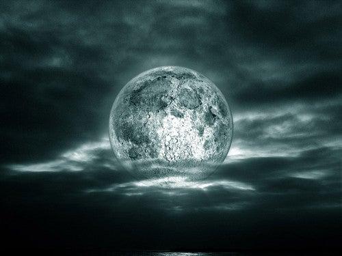 ¿Afecta la luna a nuestra vida?