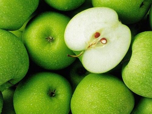 Manzanas para combatir las alergias