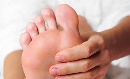 Consejos para aliviar los pies cansados