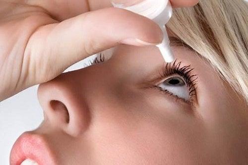 Remedios para la resequedad de los ojos