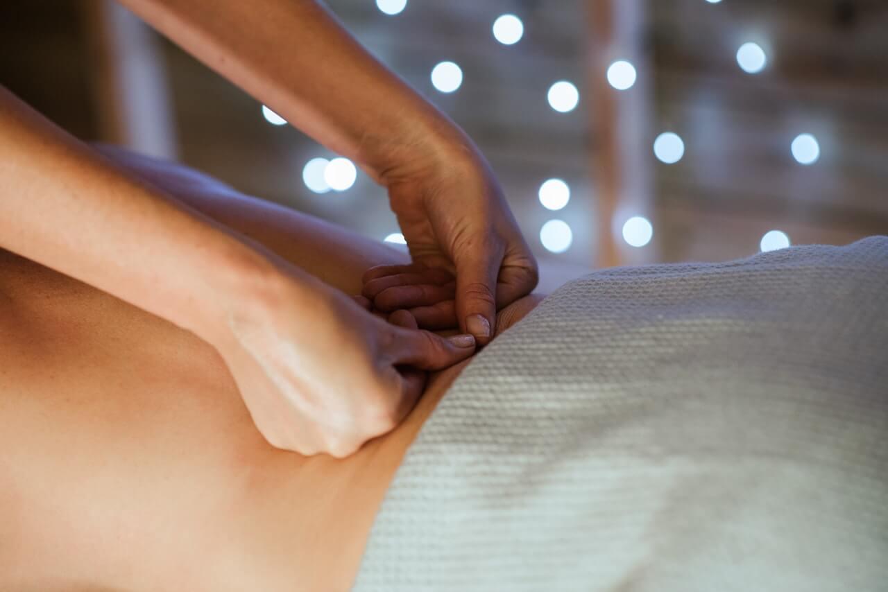 Beneficios de los masajes.
