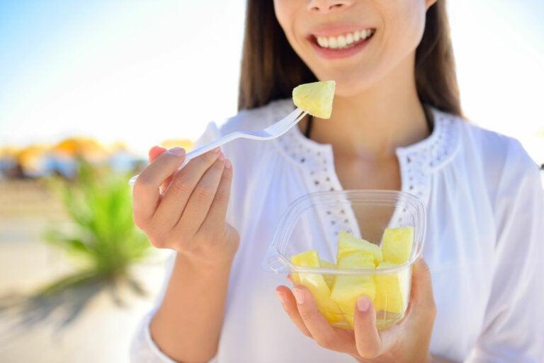 Frutas que ayudan a cuidar tu corazón