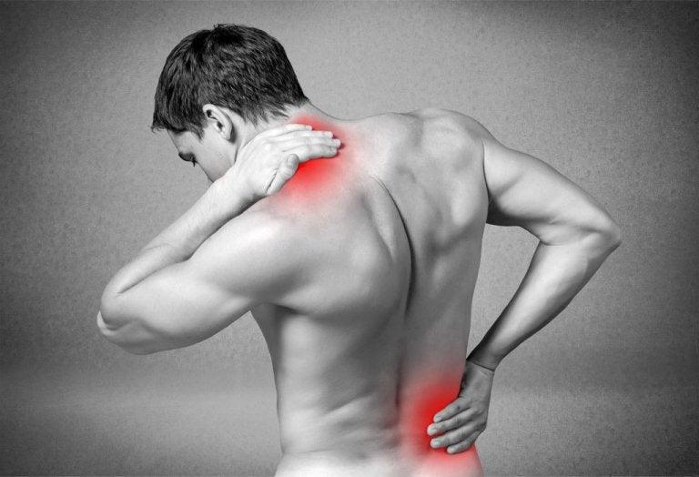 Receta para aliviar el dolor en las articulaciones