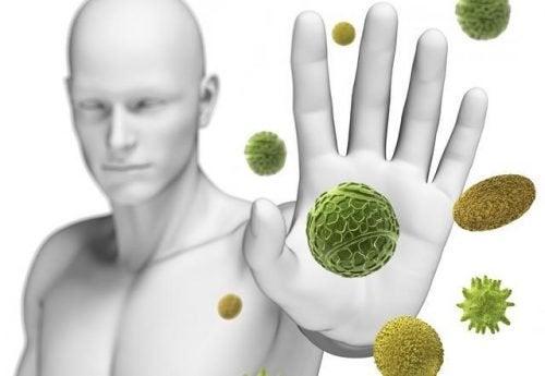 7 consejos para fortalecer el sistema inmunitario