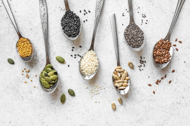 Las mejores semillas para adelgazar