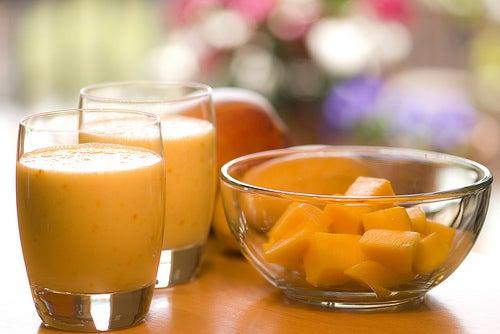 smoothy naranja madlyinlovewithlife