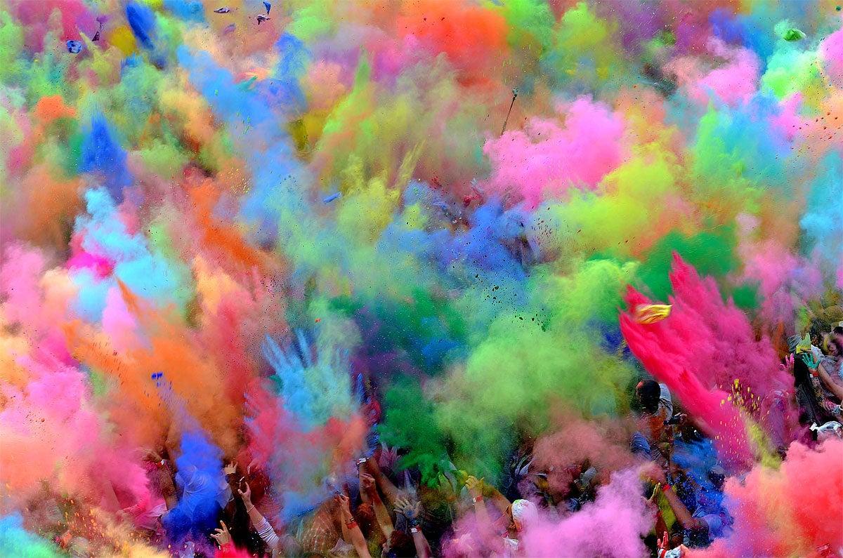 colores relacionados con la personalidad