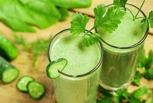 9 Batidos para desintoxicar el organismo