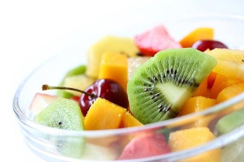 el mejor horario para comer frutas