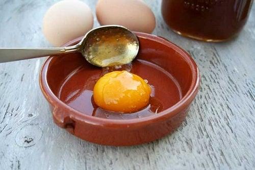 Huevo cabello