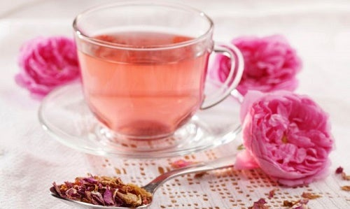 We can take infusions before going to bed to help our metabolism and lose weight.