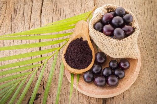 Acai, una fruta brasileña con propiedades maravillosas