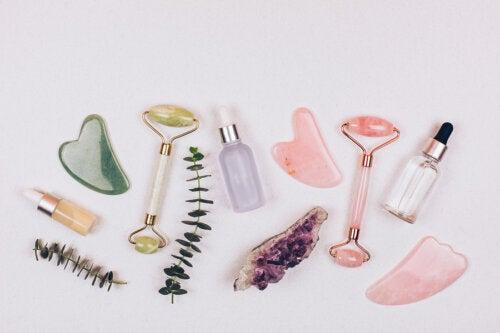 Tratamiento de dolencias con piedras curativas