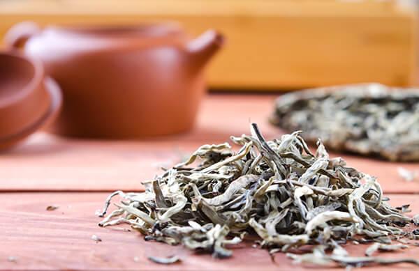 Infusión té blanco