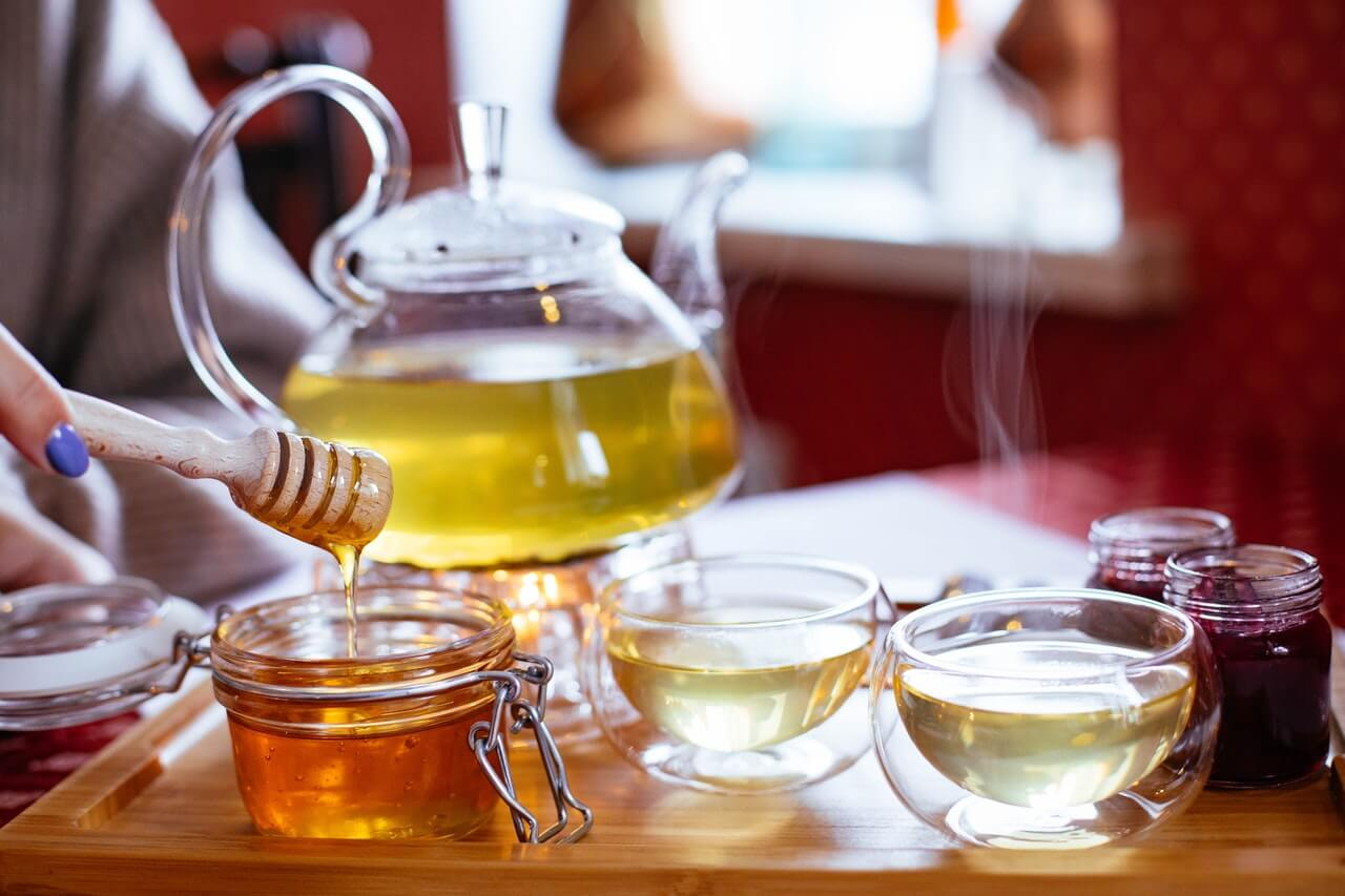 5 aportes de la miel
