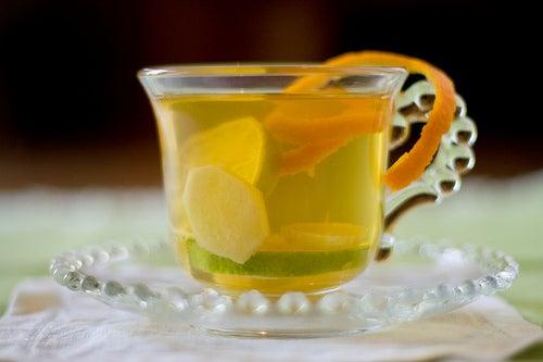 El jenjibre y el limón son de gran ayuda frente a los problemas en las mucosidades.