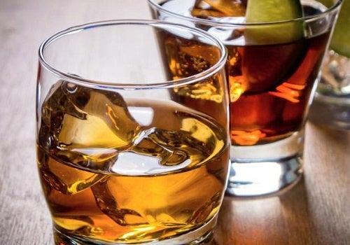 Los efectos del exceso de alcohol en nuestra salud