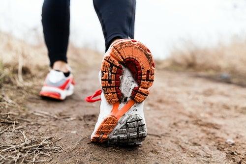 Beneficios de una caminata diaria