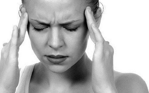 Dolor de cabeza por estrés