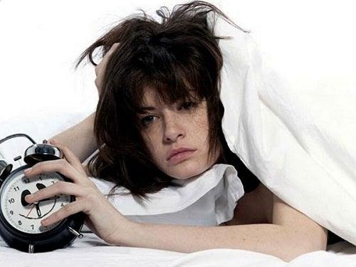 Efectos negativos de un mal descanso