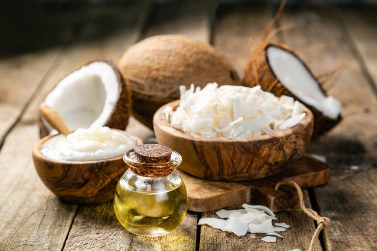 Tips de salud y belleza con aceite de coco