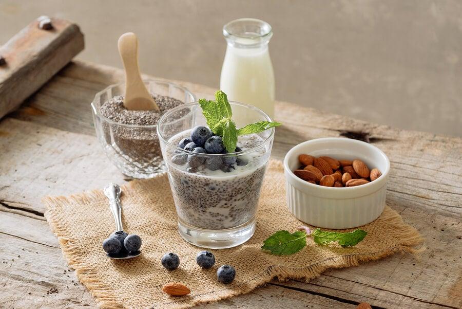 Beneficios y formas de añadir la chía en tu dieta