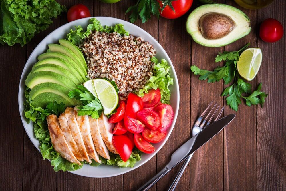 Comida saludable para reducir el riesgo de cáncer