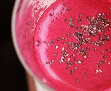 jugo remolacha con chia Food Thinkers