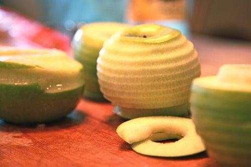 manzana peladura torbakhopper los postres