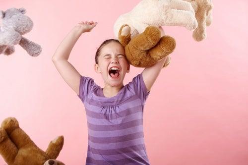 rabietas-niños, la sobreprotección