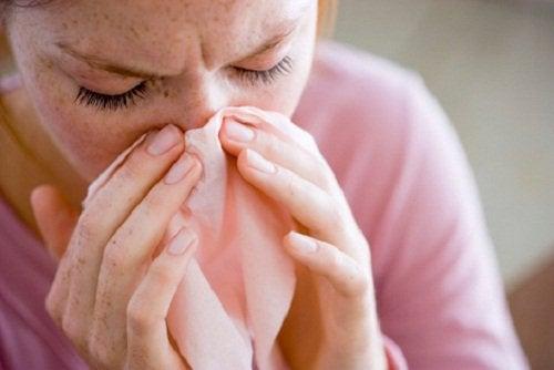 """Remedios caseros para la """"nariz tapada"""""""