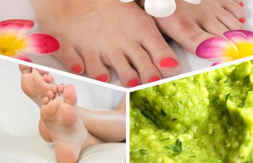 Remedios naturales para los pies secos