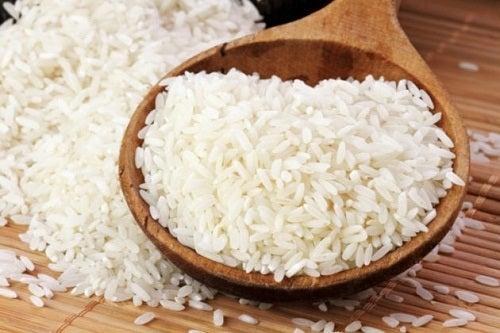 Este tónico facial se elabora con arroz