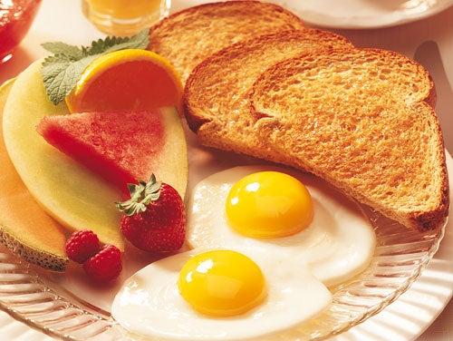 6 razones para incluir huevos en tus desayunos: ¡Muy saludable!