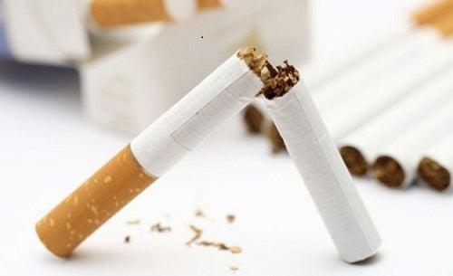 Cómo dejar de fumar.