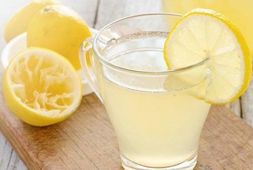 limonada 5 bebidas saludables