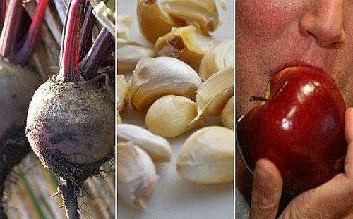 15 superalimentos para limpiar naturalmente tu hígado