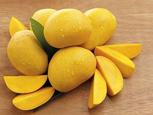 Beneficios que no conocías del mango