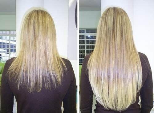 q sirve para hacer crecer el cabello