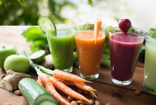 Licuados para adelgazar naturales dietas
